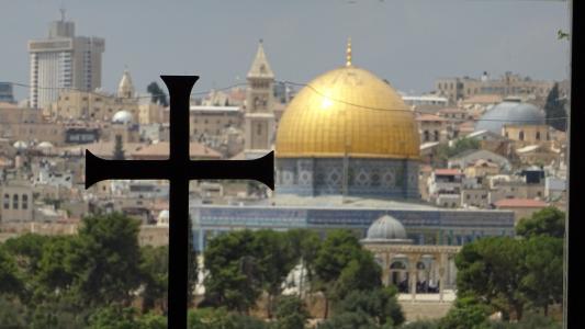 Acatist și cateheză. Tema: Via Dolorosa - Drumul Crucii în inima Ierusalimului